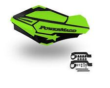 PowerMadd SENTINEL Handguard Guards KIT Black Green Suzuki RM / RMZ 34423 34452