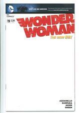 WONDER WOMAN Vol.4 #19(6/13)BLANK VARIANT CVR.(ORION/JUSTICE LEAGUE)9.8(CGC IT)1