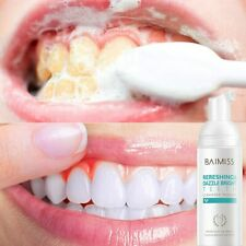 BAIMISS Fresh Shining Tooth-Cleaning Mousse Toothpaste Teeth Whitening Oral Hygi