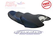 Yamaha XLT1200 XLT 800 JetTrim RIVA Seat Cover Black/Blue RY5-XLT101-2