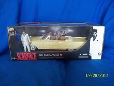 NIB Jada 1963 Cadillac Series 62 Scarface Limited Edition 1:18 Die Cast LOOK BUY