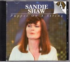 SANDIE SHAW - Puppet On A String  CD