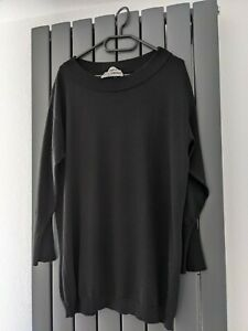 Dolce & Gabbana Damen Pullover Schwarz Gr.44 100% Wolle