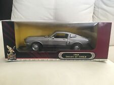 1968 SHELBY GT 500 KR FORD MUSTANG 1:18 SCALE DIE-CAST BY YAT MING