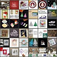 Metal Cutting Dies Embossing Stencils DIY Card Paper Crafts Scrapbooking Album