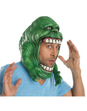 Ghostbusters Movie Adult Green Slimer Headpiece Hat Halloween Mask