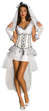 Gothic Mistress Adult Costume XSmall NEW Halloween Sexy Bride Secret Wishes