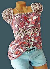 Top Babydoll Shirt Tunika Hängerchen Gr. 36/38  PAISLEY 942600