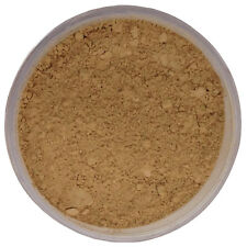 Mineral Makeup Foundation YELLOW OLIVE (1) Full Cover Looks Natural Pure Magic!