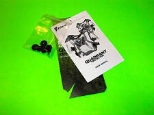 THOR MX REPLACEMENT PLASTIC RIVOTS FOR THE QUADRANT MOTOCROSS CHEST PROTECTOR