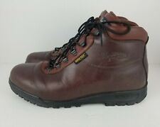 Vasque 7935 Leather Cowhide Mens Gore Tex Skywalk Brown Hiking Boots Size 11 W