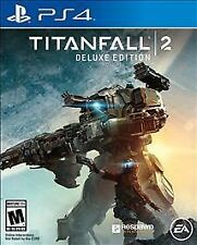 Titanfall 2: Deluxe Edition (Sony PlayStation 4, 2016)