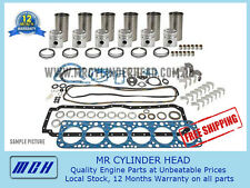 Toyota Landcruiser Coaster 12HT Turbo Diesel Full Engine Rebuild Kit HJ61 HB31