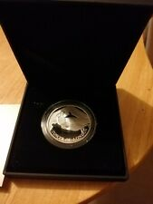 More details for tower of london legend of the ravens 2019 uk £5 silver proof coin