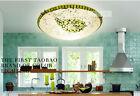 European Rural Style 2 Lights Diameter 30CM Height 9CM Bedroom Ceiling Light B