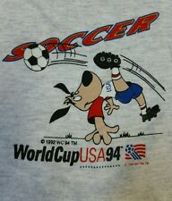 Vintage Deadstock Trench USA world cup soccer 1994 Striker Shorts Youth Boys XL