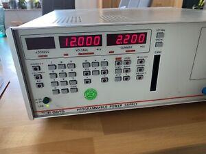 Toellner TOE 8815 -32 Progr/Mod Netzteil 32V/10A Arbiträr bs 1000Pkte GPIB RS232