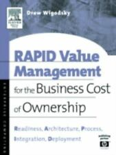 RAPID Value Management for the Business Cost of Ownership: Readiness,-ExLibrary