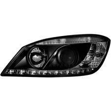 D-LITE Scheinwerfer Set Mercedes Benz C-Kl. W204 07-12 schwarz XENON Optik MH3