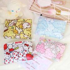 Cartoon Eco Foldable Shopping Nylon Bag Reusable Grocery Tote Bag FS