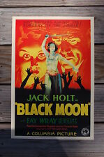 Black Moon Lobby Card Movie Poster Fay Wray
