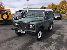 2015 Land Rover Defender 90 2.2TDCI Hard Top, Low Mileage Less Than 9000 Miles