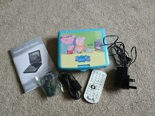Peppa Pig portable DVD player