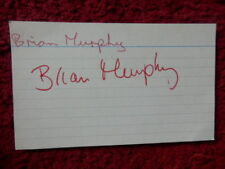 BRIAN MURPHY - GEORGE AND MILDRED - ACTOR  -  AUTOGRAPH
