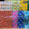 BTS BT21 Official Authentic Goods File Folder 8SET 220 x 310 mm / 8.7 x 12.2 in