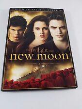 The Twilight Saga: New Moon (DVD, 2010, 2-Disc Set, Special Edition)