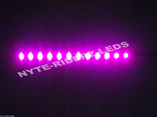 "INK  12"" 5050 SMD LED STRIPS  NEW  2 STRIPS FITS & KIA"