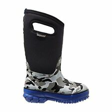 Bogs Kids Classic Camo Waterproof Insulated Boot (Toddler/Little Kid/Big Kid)