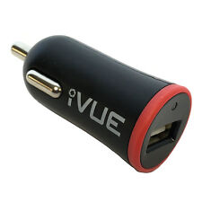 Mini USB CAR Black Charger Adapter for iPhone 3g 5 5S 4 4S