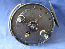 A SUPER VINTAGE J W YOUNG TRUDEX CENTREPIN REEL