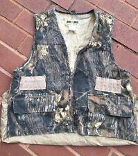 Game Winner Men's Hunting Vest Mossy Oak Size S/M