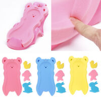 Newborn Anti-slip Sponge Pad Baby Bath Tub Bathing Pad Infant Shower Baby Care
