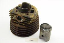 JAWA 559 250ccm Año de fabricación 1972 - Cilindro + PISTÓN