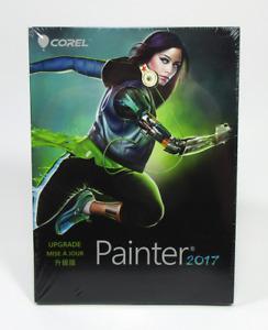 Corel Painter 2017 Upgrade for Windows & Mac