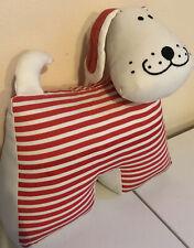 Dora designs doorstop Red Stripe Dog Great Condition