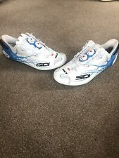 Sidi SHOT Carbon Road Cycling Shoes Size 40 (UK 6.5) Immaculate Condition