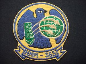 USMC Marine Medium Helicopter Squadron HMM-365 Vietnam War Patch