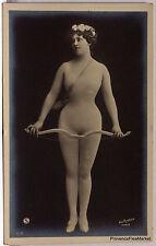 CPA  POSTCARD PHOTO FEMME NU ARTISTIQUE ACADEMIQUE 1900   Lae800