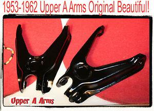 Corvette 1957 1958 1959 1960 1961 1956  Upper A Arms Suspension 1962 steering