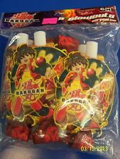 Bakugan Battle Brawlers Anime Manga Kids Birthday Party Favor Horns Blowouts