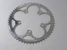 "Zeus Chainring 56T Road 3/32"" 119 Bcd Drilled Vintage Racing Bicycle Road NOS"
