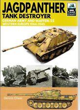 Casemate JAGDPANTHER TANK DESTROYER Reference and Modeler Guide CAS 895 ST
