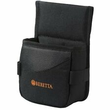 Beretta Uniform Pro Black 25 Cartridge Pouch 1 Box Clay Shooting