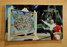 TARONGA PARK ZOO & AQUARIUM Official Illustrated Guide 1960 Sydney Australia