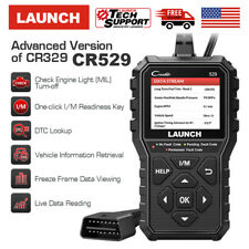 2020NEW US LAUNCH CR529 OBD2 Code Reader Scanner Car Check Fault Diagnostic Tool