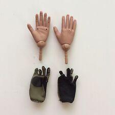 1/6 Soldiers Story KSK Kommando Spezialkräfte Gloves + Bendy Hands SS088